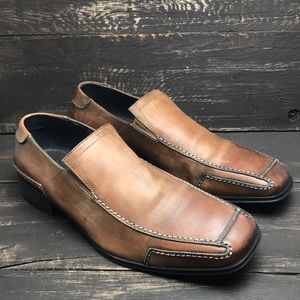 Gordon Rush Leather Loafers Size 11.5